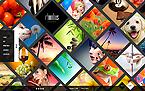 Art & Photography Website  Template 45411