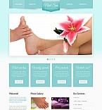 Beauty Moto CMS HTML  Template 45442