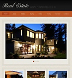 Real Estate Facebook HTML CMS  Template 45463