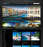 Travel VirtueMart  Template 45478