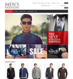 Fashion VirtueMart  Template 45479