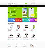 Electronics PrestaShop Template 45481