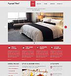 Hotels Drupal  Template 45485