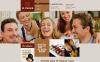 Responzivní Šablona webových stránek na téma Hospody New Screenshots BIG