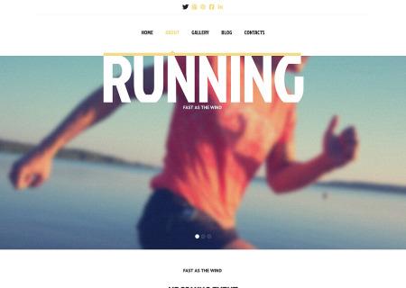 Running Responsive