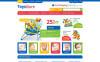 "Template PrestaShop Responsive #45424 ""Responsive Toys Store"" New Screenshots BIG"
