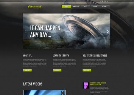 UFO Responsive