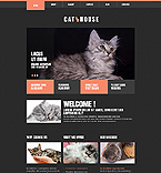 Animals & Pets Joomla  Template 45501