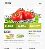 Medical WordPress Template 45516