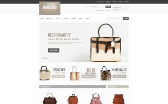 Handbag Boutique VirtueMart Template