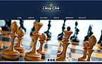 Sport Website  Template 45535