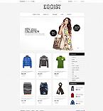 Fashion VirtueMart  Template 45549