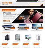 Computers PrestaShop Template 45550
