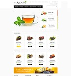 Food & Drink OpenCart  Template 45558