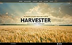 Agriculture Joomla  Template 45560