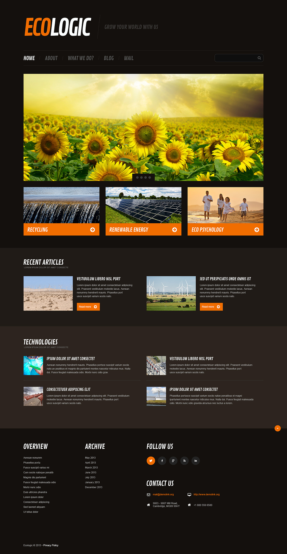 solar energy responsive wordpress theme 45575 by wt wordpress themes. Black Bedroom Furniture Sets. Home Design Ideas
