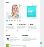 WordPress Template 45577