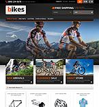 Sport PrestaShop Template 45584