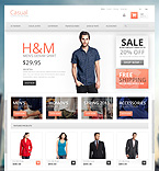 Fashion PrestaShop Template 45589