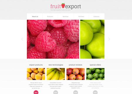 Fruit Responsive