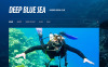 Tema de WordPress para Sitio de Buceo New Screenshots BIG