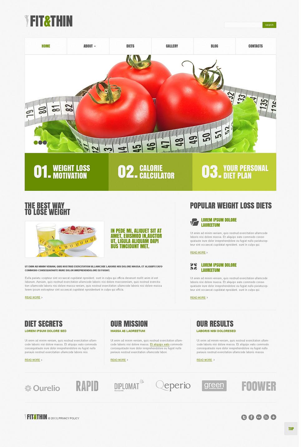 blog settimanale sulla perdita di peso