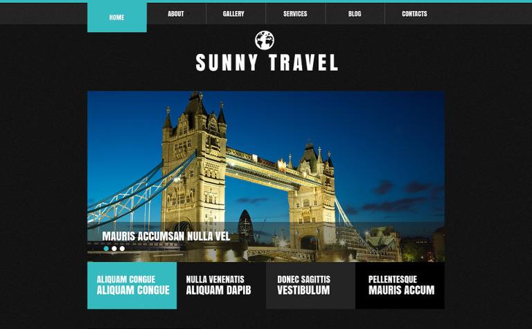 7 Joomla Travel Agency Themes & Templates