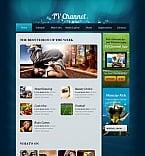 Media Moto CMS HTML  Template 45614