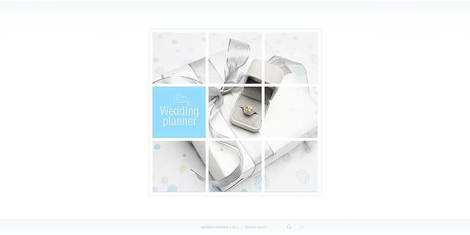Premium Düğün Planlayıcısı  Flash Cms Şablon New Screenshots BIG