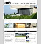 Real Estate Flash CMS  Template 45662