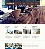 Flash CMS  Template 45673