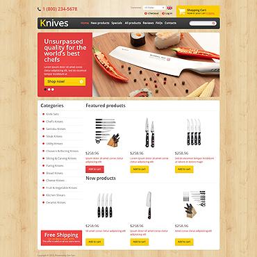 Купить  пофессиональные ZenCart шаблоны. Купить шаблон #45674 и создать сайт.