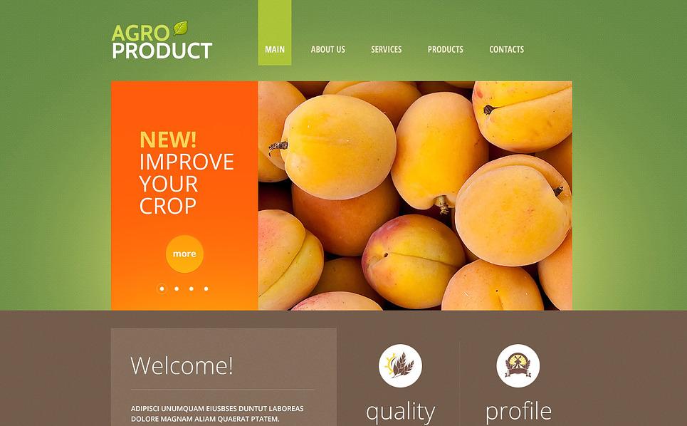 Responsive Bahçe İşleri  Web Sitesi Şablonu New Screenshots BIG