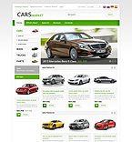 Cars osCommerce  Template 45696