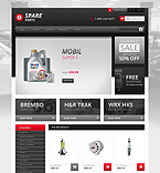 Cars OpenCart  Template 45699