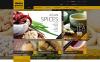 Élelmiszer üzlet  ZenCart sablon New Screenshots BIG