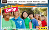 Facebook HTML CMS Vorlage für Sommercamp  New Screenshots BIG