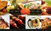 Luxusní Flash CMS šablona na téma Kavárny a Restaurace New Screenshots BIG