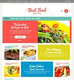 Food & Drink OpenCart  Template 45704