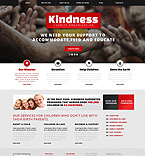Charity WordPress Template 45719