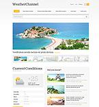 Media Website  Template 45726