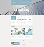 Architecture Website  Template 45732
