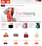Fashion OpenCart  Template 45744