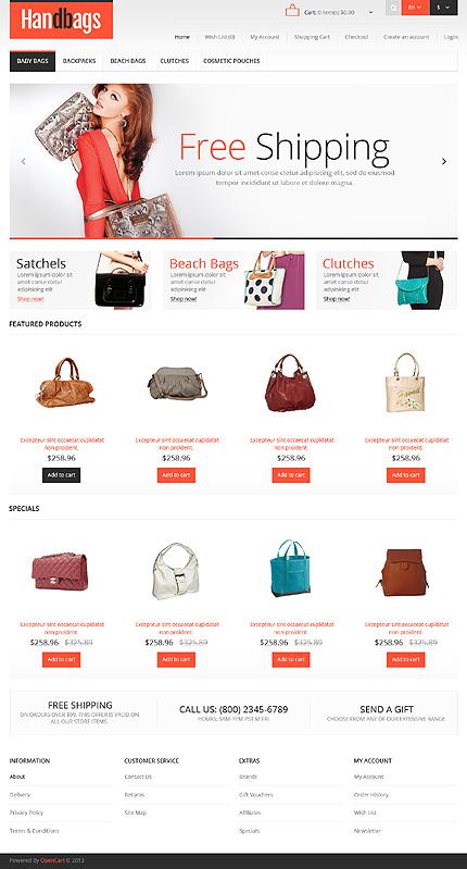 ADOBE Photoshop Template 45744 Home Page Screenshot