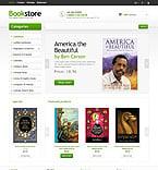 Books PrestaShop Template 45766