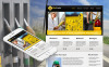 Luxusní Moto CMS HTML šablona na téma Biopalivo New Screenshots BIG