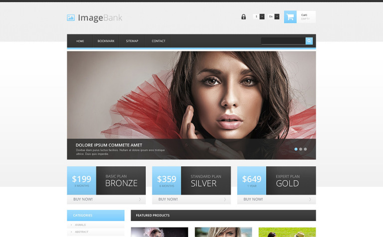 Quality Images PrestaShop Theme