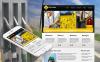 Template Moto CMS HTML  #45784 per Un Sito di Carburante Biologico New Screenshots BIG