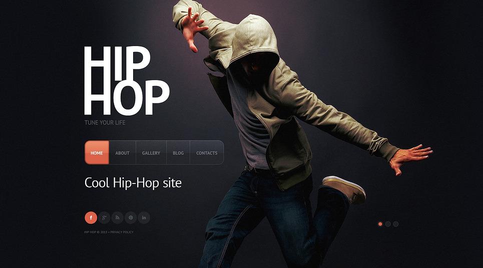 Bootstrap szablon strony www #45838 na temat: szkoła tańca New Screenshots BIG