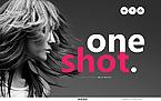 Art & Photography Website  Template 45863